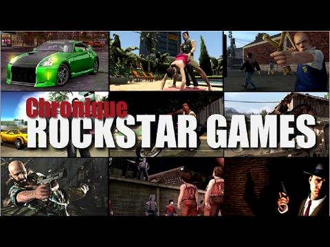 Chronique - ROCKSTAR GAMES - YouTube
