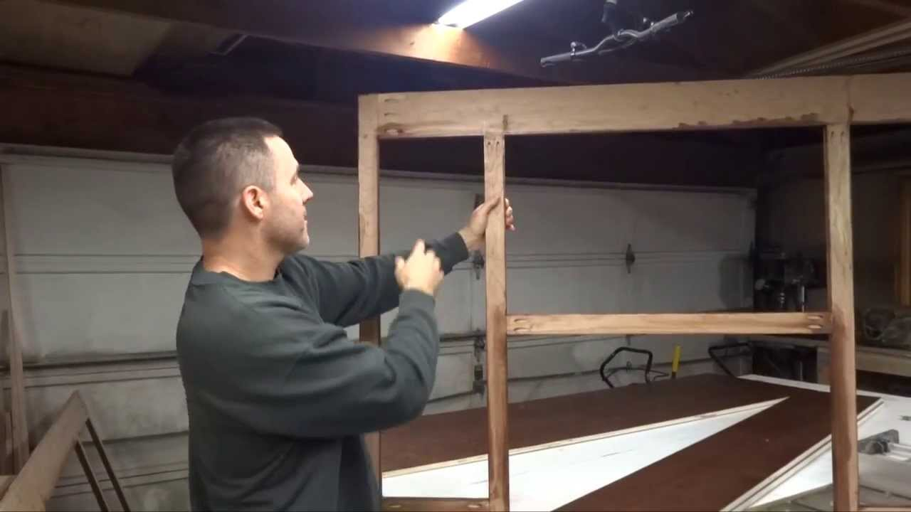 How To Build Your Own Kitchen Cabinets: Part 1