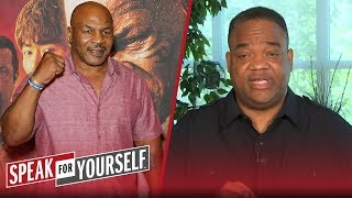 Would you want to watch Tyson fight again? Whitlock and Wiley discuss | BOXING | SPEAK FOR YOURSELF