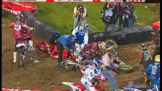 2009 AMA Supercross Rd 10 Daytona Part 2