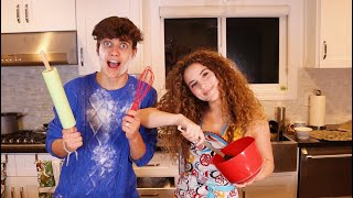 COOKING DISASTER WITH SOFIE DOSSI