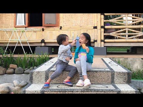 Liburan Zara Cute Part 4 | Olah Raga dan Berlibur bersama Keluarga di Bogor