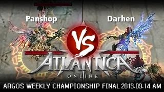AR Weekly PM Final 2013-09-14: Panshop vs. Darhen