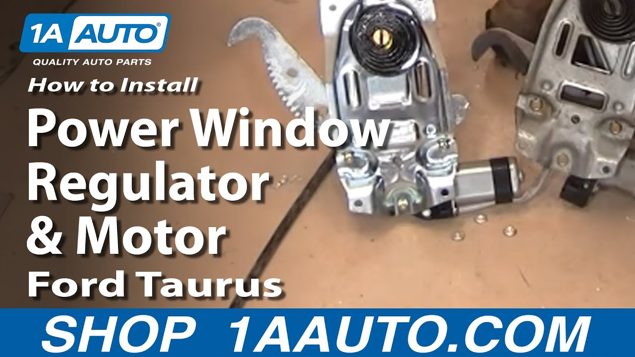 how to install replace power window regulator and motor. Black Bedroom Furniture Sets. Home Design Ideas