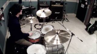 The Beatles - Hey jude (Drums) cover