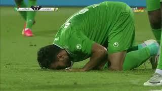 هدف الإمارات الأول في مرمى الوصل - حسام لطفي 80     -