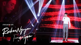 EYES NOSE LIPS - ROCKER NGUYEN | From Me To You Event