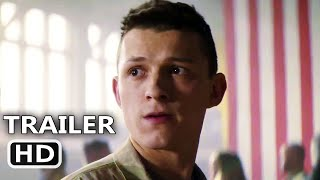 CHERRY Official Trailer (2021) Tom Holland, Thriller Movie HD