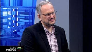 Stephen Grootes on topical news in the political sphere - YouTube