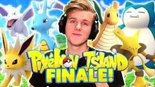 THE FINALE TOURNAMENT!!! (Minecraft Pokemon) Pixelmon Island
