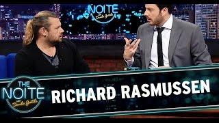 Mix Palestras   Richard Rasmussen no The Noite