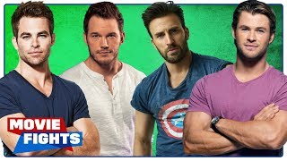 Who Is The Best Hollywood Chris? MOVIE FIGHTS!