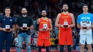 FIBA Basketball World Cup 2019 - All-Star Five