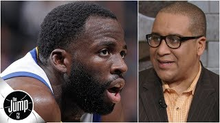Draymond Green concerned with his own struggles - Marc J. Spears l The Jump