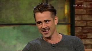 COLIN FARRELL CUTE AND FUNNY MOMENTS
