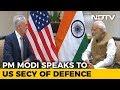 PM Modi, US Defense Secretary Meet