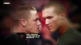 WWE - The John Cena Randy Orton Story