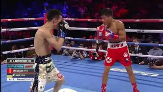 Jerwin Ancajas vs Ryuichi Funai full fight HD
