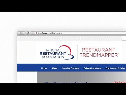 Restaurant TrendMapper Tutorial