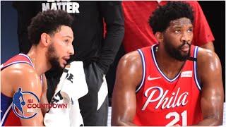 What should the Philadelphia 76ers do going forward? | NBA Countdown
