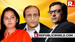 Jaya Prada Speaks Exclusively To Arnab Goswami Over Azam Khan's Sexist Comment | #BanAzamKhan