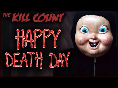 Happy Death Day (2017) KILL COUNT