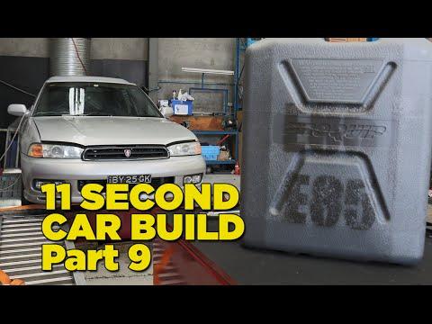 Gramps the 11 Second Car - Build Part 9
