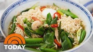One-Pot Ramen Noodles Recipe For Delicious Korean Comfort Food | TODAY