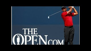 British Open 2018: Tiger Woods is in the mix