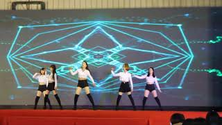 người lạ ơi . nhóm nhảy nitori