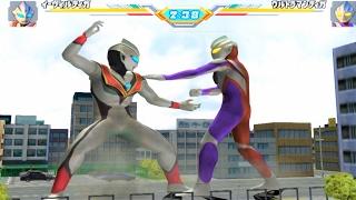 Sieu Nhan Game Play   Ultraman Tiga Vô Đối   Game Ultraman Fe3