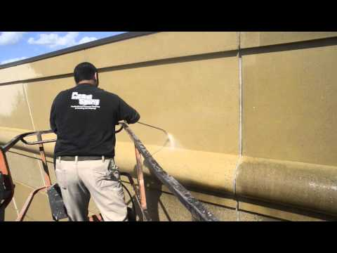 Video   Ace of Spray   Chicago, Illinois   Power Washing   Facade Cleaning