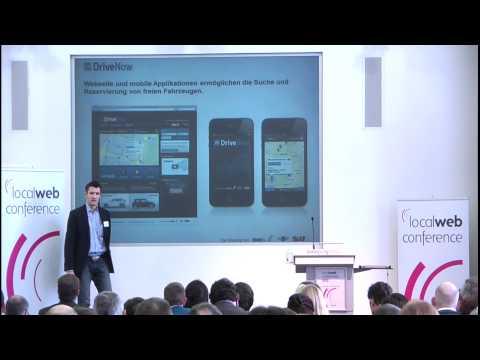 Vortrag: Mobile Local Web - Andreas Kottmann von DriveNow