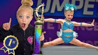 Everleigh Wins 1ST PLACE at her regional dance competition!!! (We Can't Believe It!)