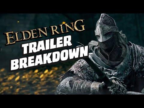 Elden Ring Gameplay Trailer Breakdown