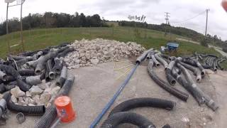 Rare Look Inside Excavated Minuteman Missile Launch Complex