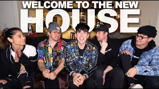 WELCOME TO OUR NEW HOUSE TOGETHER!!