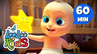 Rock-a-bye Baby - THE BEST Lullabies and Songs for Children   LooLoo Kids