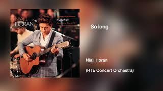 Niall Horan - So Long (RTE Concert Orchestra)