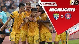 Cựu binh tỏa sáng phút cuối, Thanh Hóa đánh bại Sài Gòn và duy trì đà thăng hoa tại V.League 2019