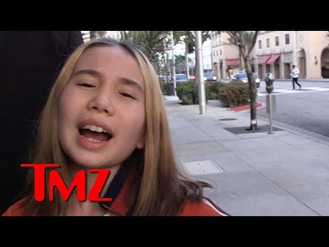 Lil Tay Says Danielle Bregoli's A Clout Chaser, Drops Mama Joke On TMZ Photog | TMZ