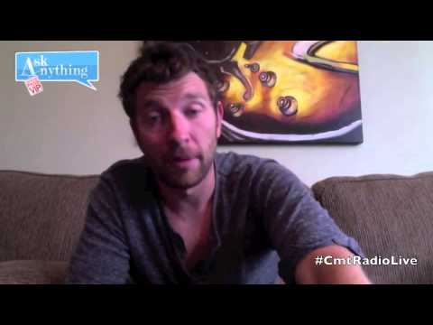 Brett Eldredge Answers Fan Questions on CMT's Cody Alan - After Midnite  - AskAnythingChat