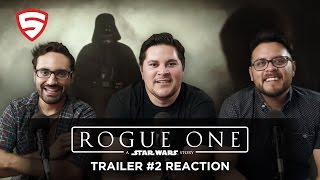 Rogue One: A Star Wars Story Trailer #2 Reaction