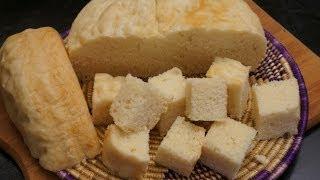 Ethiopian Food - Hibist recipe Steamed Bread - እንጀራ ብርበሬ ክትፎ Injera Kitfo Berbere