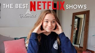 My Top Netflix Recommendations | TV shows you've never heard of!