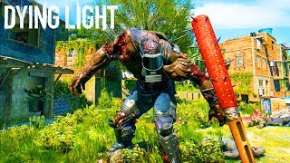 THE ZOMBIE APOCALYPSE BEGINS... (Dying Light Part 1)