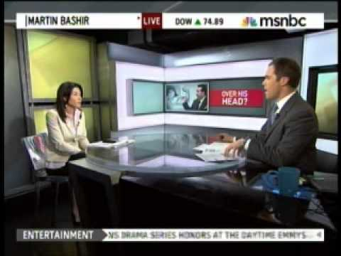 Jami Floyd on Martin Bashir June 20th 2011