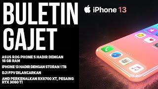 iPhone 13 Dengan Storan 1TB?