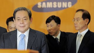 Samsung chairman Lee Kun-hee passes away, aged 78