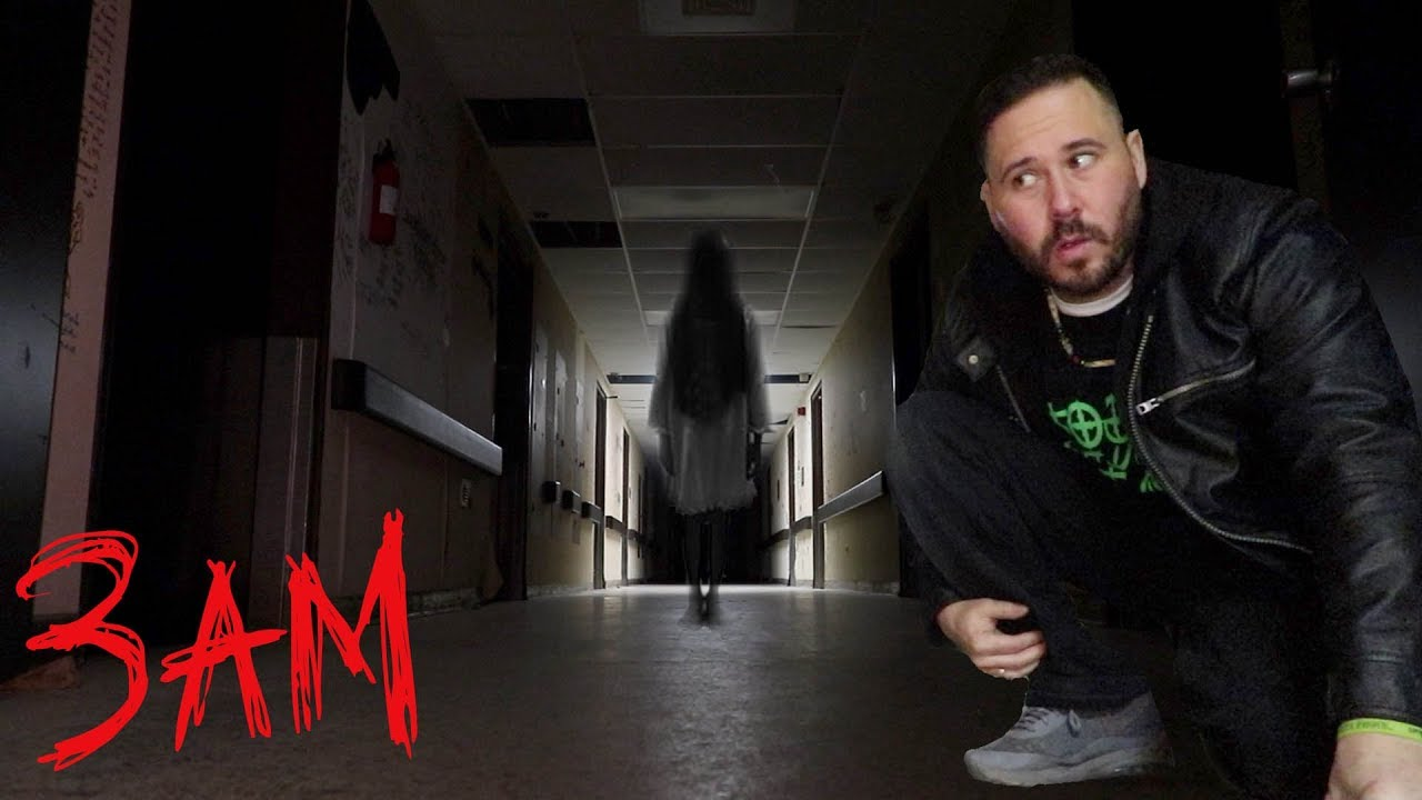 HAUNTED NIGHT WARD AT 3AM | OmarGoshTV